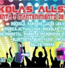 Logo de Rockolas Allstar