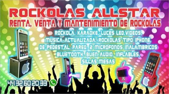 Rockolas AllStar