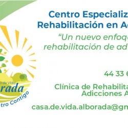 Clínica de Rehabilitación en Adicciones Alborada. img-0