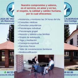 Clínica de Rehabilitación en Adicciones Alborada. img-3