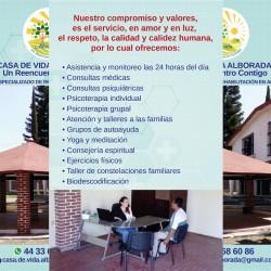 Clínica de Rehabilitación en Adicciones Alborada. img-8