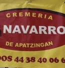 Logo de Cremería Navarro