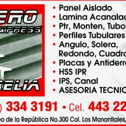Aceros Express Morelia img-0