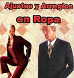 Logo de Ajustes y Arreglos de Ropa