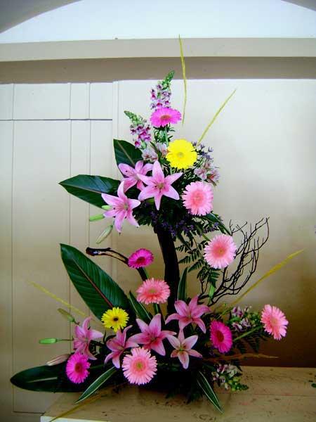 Arreglo Floral Para Xv Años Imagui
