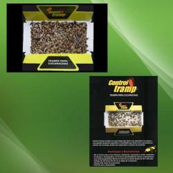 Antiplagas Natural y Control Trampa para Cucarachas img-0