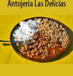 Logo de Antojería Las Delicias Cocina de Tierra Caliente
