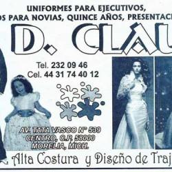 Arreglos y Hechuras D Claus img-0