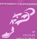 Logo de Artesanías y Alpargatas