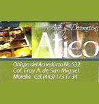 Logo de Atico