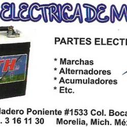 Auto Eléctrica de Morelia img-0