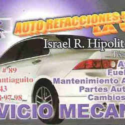 Auto Refacciones Hidalgo La Refa img-0