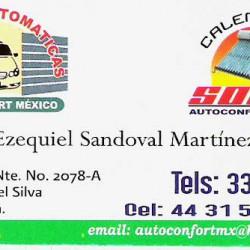 Autoconfort México Puertas Automáticas img-0
