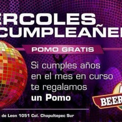 Beer Pong Bar en Morelia img-1