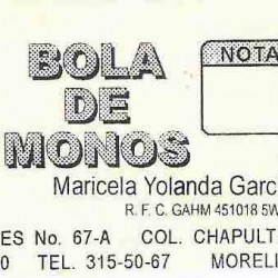 Bola de Monos img-0