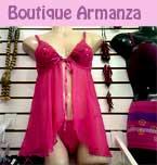Logo de Boutique Armanza