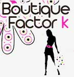Logo de Boutique Factor K