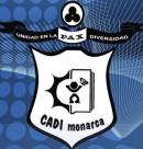 Logo de Cadi Monarca. Preescolar y Primaria