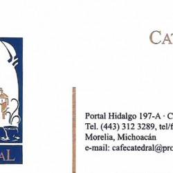 Café Catedral de Morelia img-0