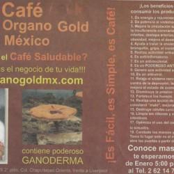 Café Organo Gold México img-0