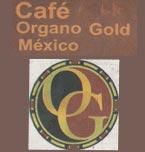 Logo de Café Organo Gold México