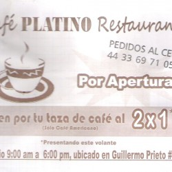 Café Platino Restaurante img-0