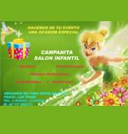 Logo de Campanita Salón de Fiestas Infantiles