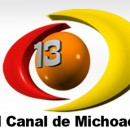 Logo de Canal 13 de Michoacan
