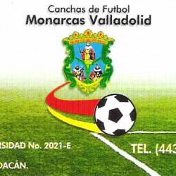 Canchas de Futbol Monarcas Valladolid img-0