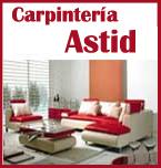 Logo de Carpintería Astid