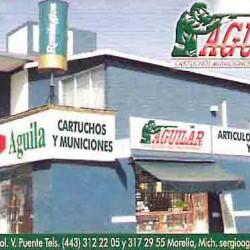 Cartuchos, Municiones y Armas Deportivas Aguilar img-0