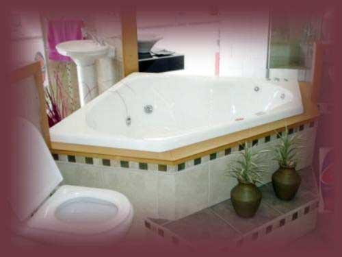 Cabina De Baño Con Tina: Hogar » Baños y Accesorios » Central de baños y cocinas