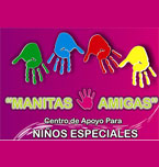 Logo de Centro de Apoyo para Niños Especiales Manitas Amigas