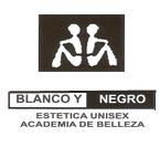 Logo de Centro de Desarrollo Profesional Blanco y Negro