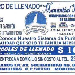 Centro de Llenado Manantial Tarasco img-0