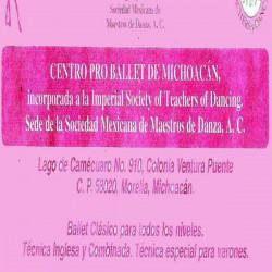 Centro Pro Ballet de Michoacán img-0