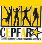Logo de Cepfar, Centro de Proyección y Formación Artística
