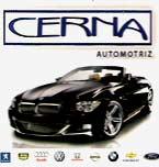 Logo de Cerna Automotríz