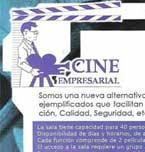 Logo de Cine Empresarial S.A de C.V