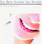 Logo de Cirujano Dentista Dra. Maria Fernanda Ceja Herrejón