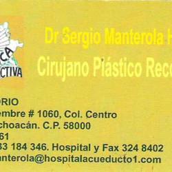 Cirujano Plastico Reconstructor Dr. Sergio Manterola Hernández img-0
