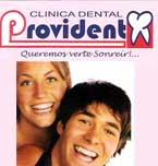 Logo de Clínica Provident