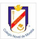 Logo de Colegio Novel