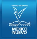 Logo de Colegio  México Nuevo