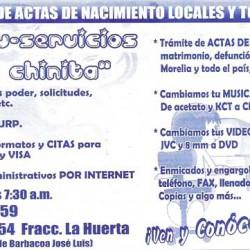 """Compu-Servicios """"La Chinita"""" img-0"""
