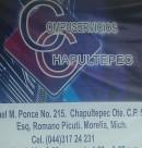 Logo de Compuservicios Chapultepec