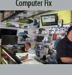 Logo de Computer Fix