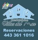 Logo de Condominios Villas del Mar