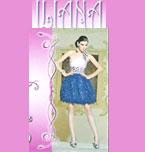 Logo de Consultora y Diseñadora de Modas Iliana González Sánchez