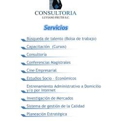 Consultoría Luviano Frutis S.C. img-0